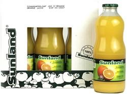 Sunland sinaasappelsap 6 x 1,5 ltr